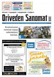 Oriveden Sanomat 3.6.2020