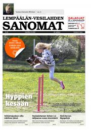 Lempäälän-Vesilahden Sanomat 10.6.2020