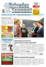 Oriveden Sanomat 18.12.2012