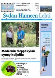 Sydän-Hämeen Lehti 24.6.2020