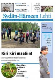 Sydän-Hämeen Lehti 8.7.2020