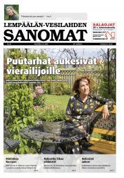 Lempäälän-Vesilahden Sanomat 15.7.2020