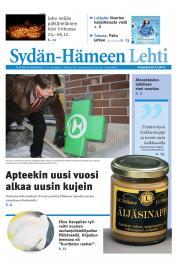 Sydän-Hämeen Lehti 28.12.2012