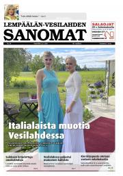 Lempäälän-Vesilahden Sanomat 22.7.2020