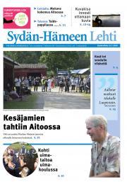 Sydän-Hämeen Lehti 22.7.2020