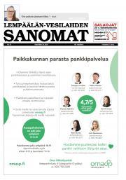 Lempäälän-Vesilahden Sanomat 5.8.2020