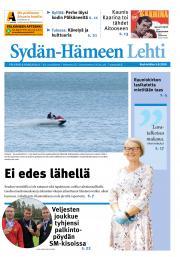 Sydän-Hämeen Lehti 5.8.2020