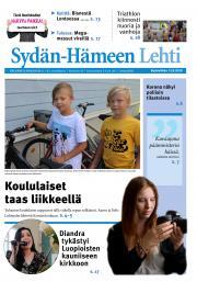 Sydän-Hämeen Lehti 12.8.2020