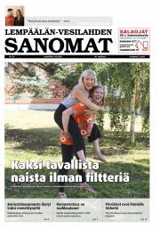 Lempäälän-Vesilahden Sanomat 19.8.2020