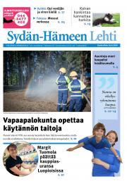 Sydän-Hämeen Lehti 26.8.2020