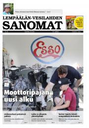 Lempäälän-Vesilahden Sanomat 26.8.2020