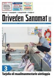 Oriveden Sanomat 26.8.2020