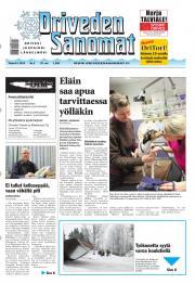 Oriveden Sanomat 08.01.2013