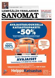 Lempäälän-Vesilahden Sanomat 2.9.2020