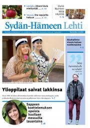Sydän-Hämeen Lehti 2.9.2020
