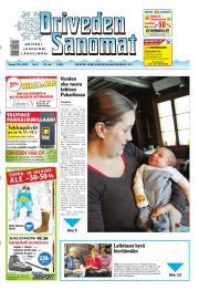 Oriveden Sanomat 10.01.2013