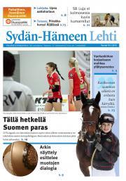 Sydän-Hämeen Lehti 11.01.2013