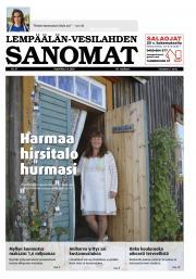 Lempäälän-Vesilahden Sanomat 9.9.2020
