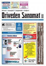 Oriveden Sanomat 9.9.2020