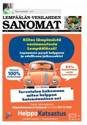 Lempäälän-Vesilahden Sanomat 16.9.2020
