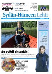 Sydän-Hämeen Lehti 16.9.2020