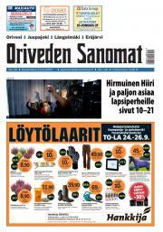 Oriveden Sanomat 23.9.2020