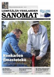 Lempäälän-Vesilahden Sanomat 30.9.2020