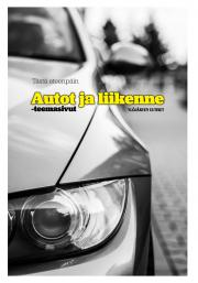 Autot ja liikenne -teemasivut 30.9.2020