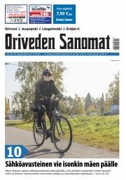 Oriveden Sanomat 30.9.2020