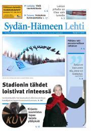 Sydän-Hämeen Lehti 17.01.2013