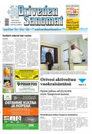 Oriveden Sanomat 17.01.2013
