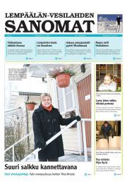 Lempäälän-Vesilahden Sanomat 21.01.2013