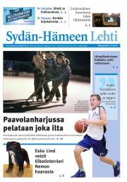 Sydän-Hämeen Lehti 22.01.2013