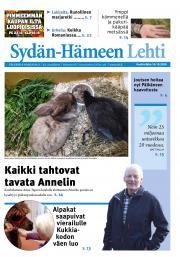 Sydän-Hämeen Lehti 14.10.2020