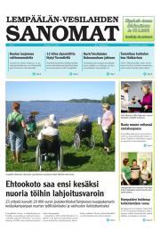 Lempäälän-Vesilahden Sanomat 10.01.2013