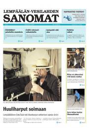 Lempäälän-Vesilahden Sanomat 07.01.2013