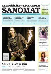 Lempäälän-Vesilahden Sanomat 03.01.2013