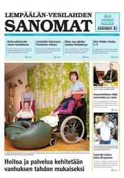 Lempäälän-Vesilahden Sanomat 14.01.2013