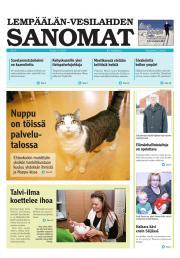 Lempäälän-Vesilahden Sanomat 17.01.2013