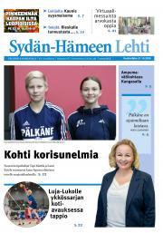 Sydän-Hämeen Lehti 21.10.2020