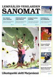 Lempäälän-Vesilahden Sanomat 24.01.2013