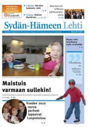 Sydän-Hämeen Lehti 24.01.2013