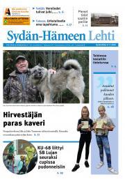 Sydän-Hämeen Lehti 4.11.2020