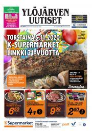 Ylöjärven Uutiset 4.11.2020