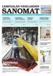 Lempäälän-Vesilahden Sanomat 28.01.2013