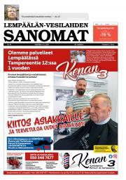 Lempäälän-Vesilahden Sanomat 4.11.2020