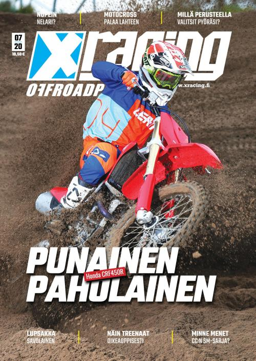 Xracing OFFROADPro 07/2020