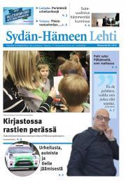 Sydän-Hämeen Lehti 28.01.2013