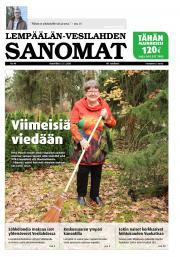 Lempäälän-Vesilahden Sanomat 11.11.2020