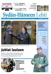 Sydän-Hämeen Lehti 11.11.2020